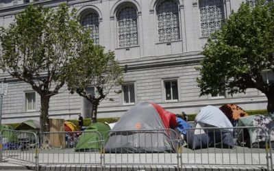 San Francisco's homeless deaths have tripled. –The Guardian